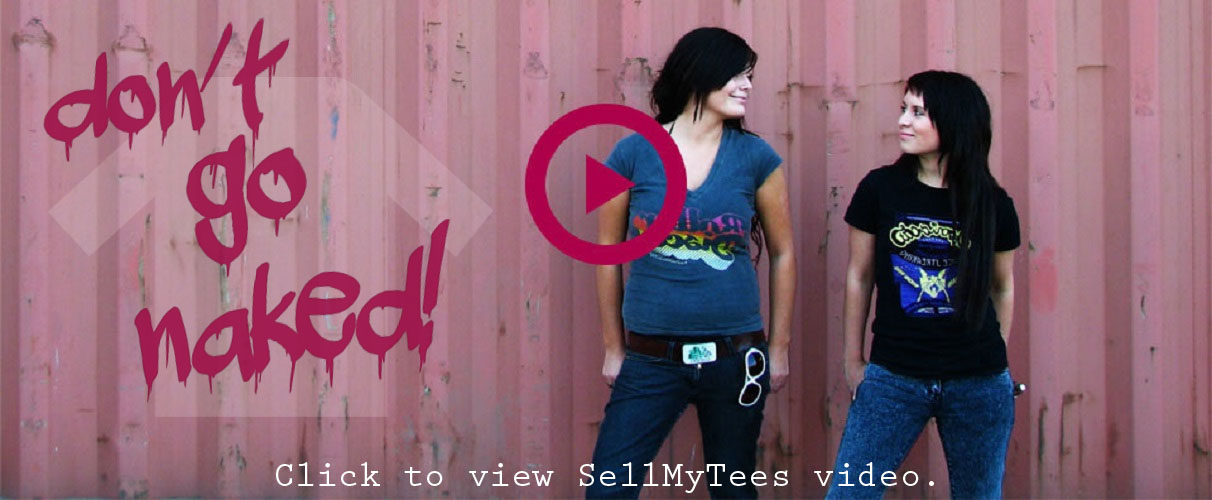 SellMyTees Video