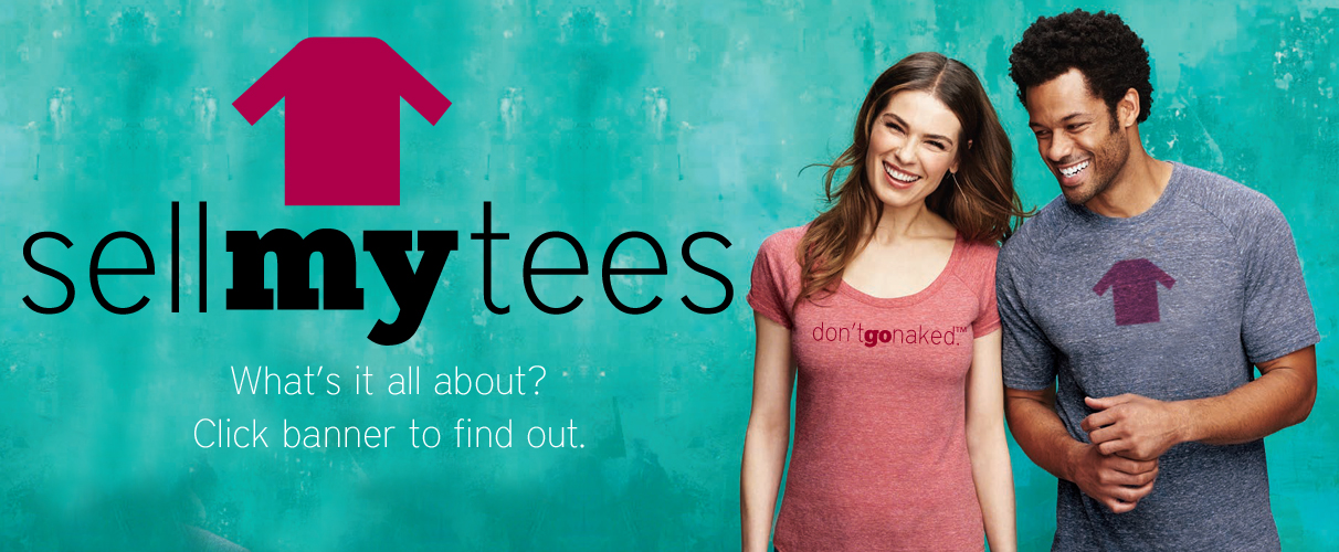 What's SellMyTees All About?