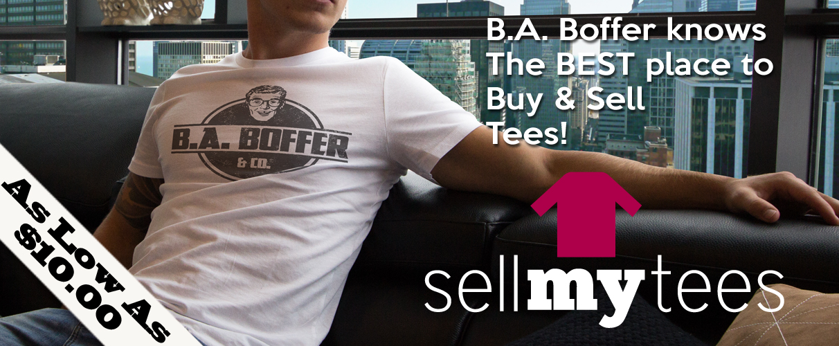 Best Place to Buy Sell Tees