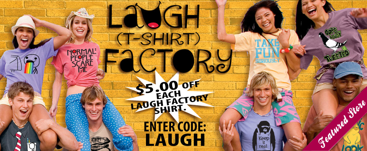 Laugh Factory Discount