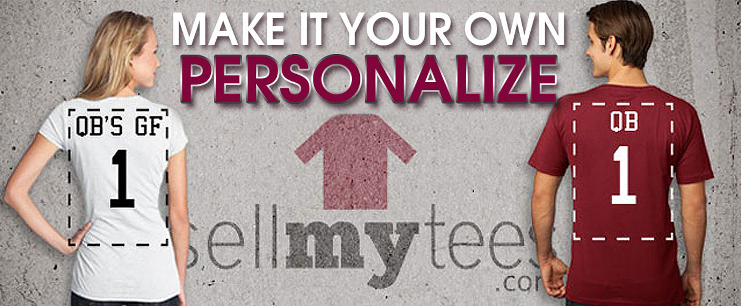 Make It Your Own...Personalize