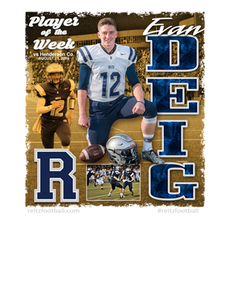 POW Evan Deig Week 1