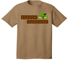 The NAPPY ORCHARD Clothing Line Custom Tee's