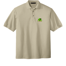 The NAPPY ORCHARD Clothing Line Custom Polo