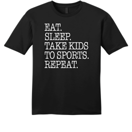 Eat Sleep Sports Repeat