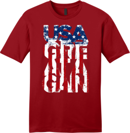 USA Great Again Stars Stripes