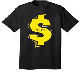 Currency RICHLIFE WIN tee