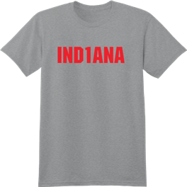 Indiana No. 1 Red