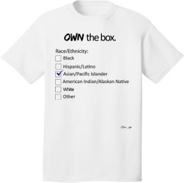 Own the box Asian/Pacific Islander