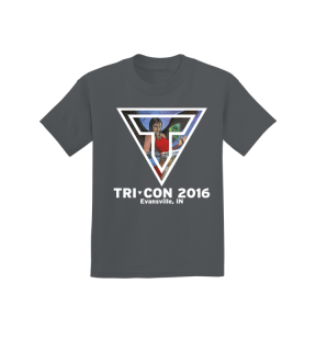 TriCon 2016 Youth Tee