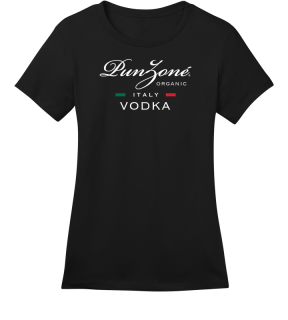 Signature 'Just Pour It' Woman's Tee 2 sides
