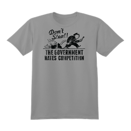 Government Hates Competition