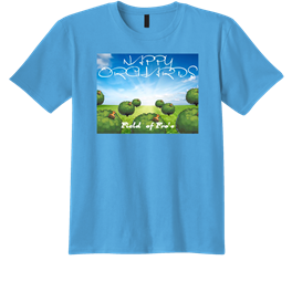 Nappy Orchard - Field of Fro's Custom Tee's Assorted Colors