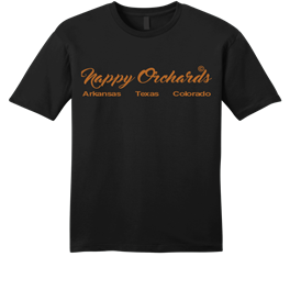 Nappy Orchard Orgins Custom Tee's