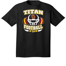 Titan Football 2019 Black