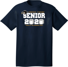 Cohoes Tigers Quaran_TEEN Senior 2020