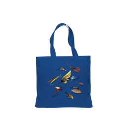 Fly Fishing Flies Tote