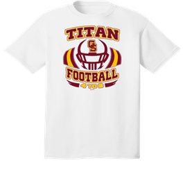 Titan Football 2019 White