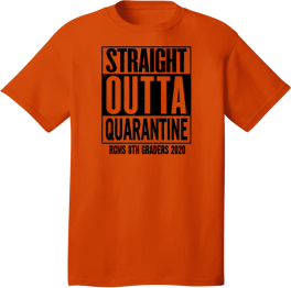 RCMS Straight Outta Quarantine