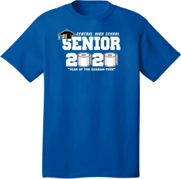 Central High School Quaran_TEEN Senior 2020