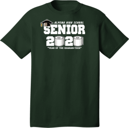 Alpena High School Quaran_TEEN Senior 2020
