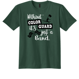 Just A Band Without Color Guard V2