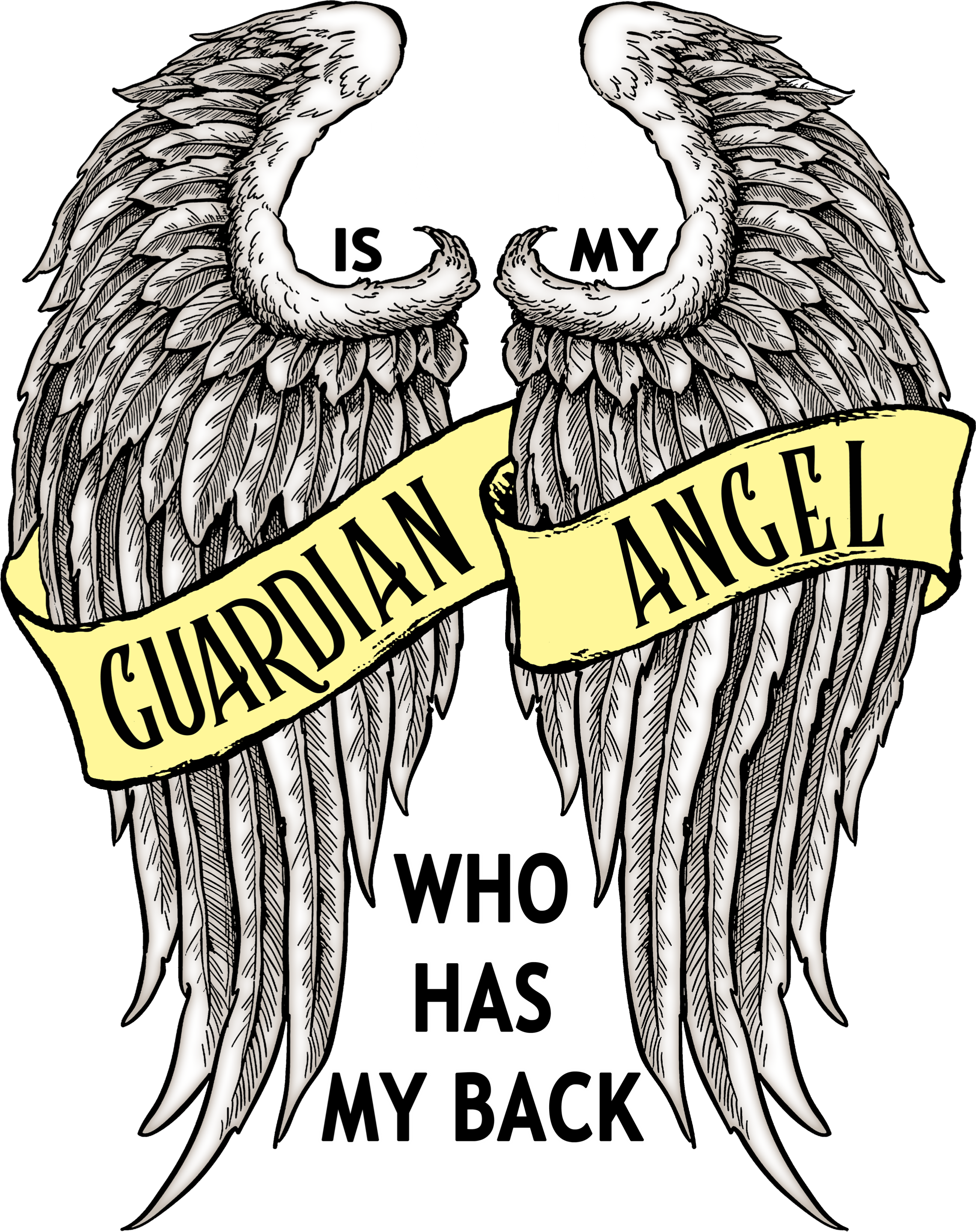 My Guardian Angel Name Drop