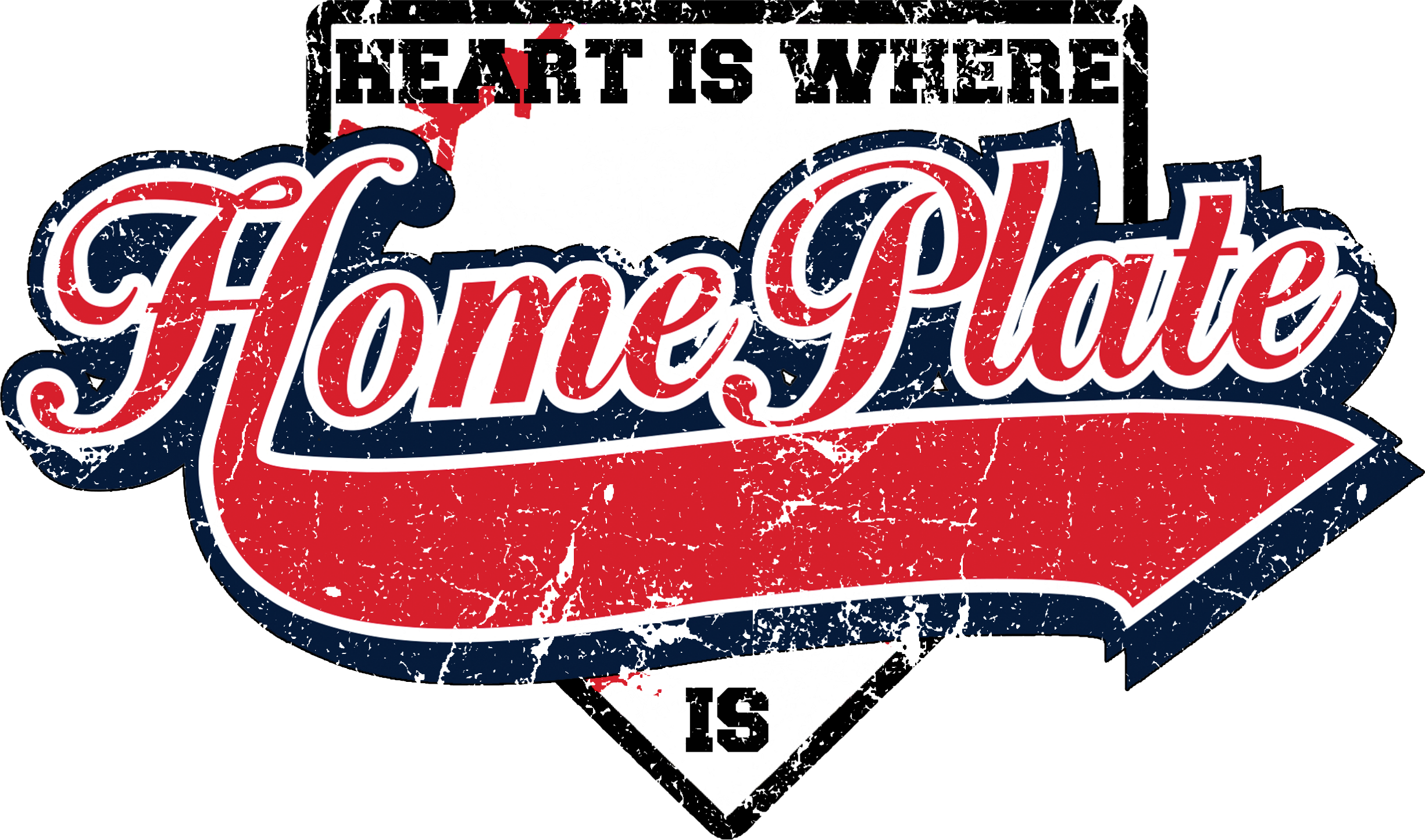 Heart Is Where Home Plate Is