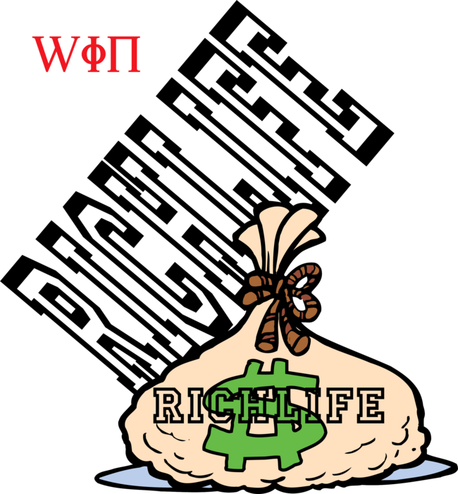 RICHLIFE WIN IN LIFE TEE