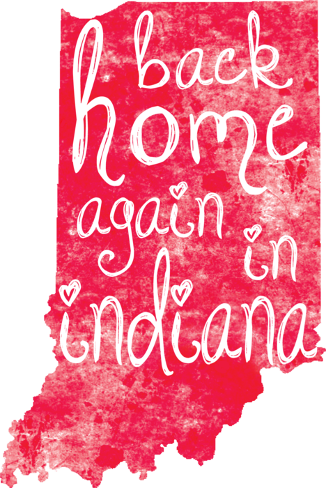Back Home In Indiana