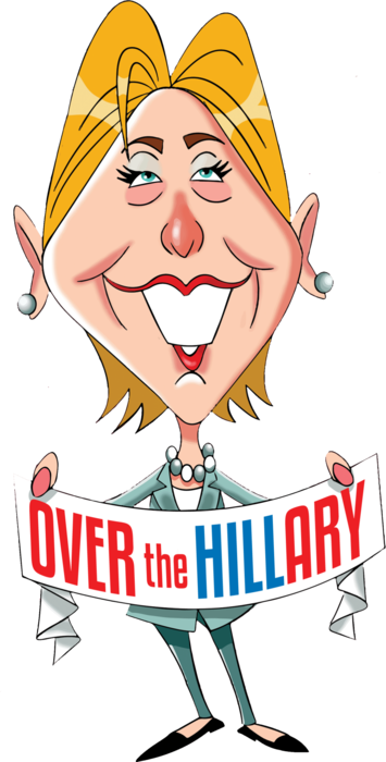 Over the hillary