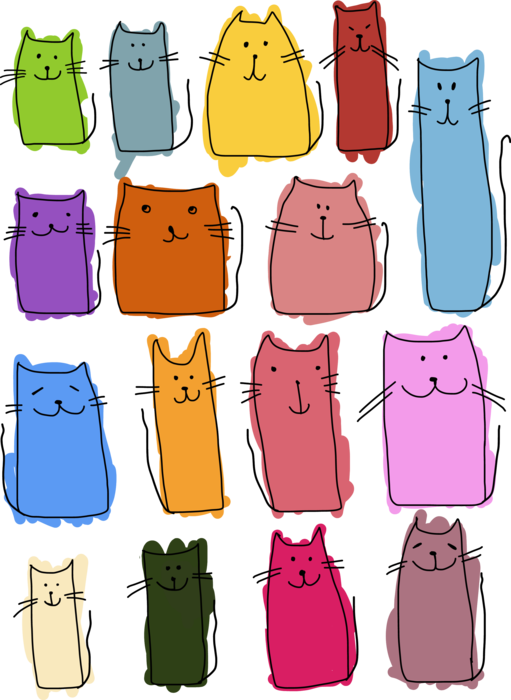 16 Cats