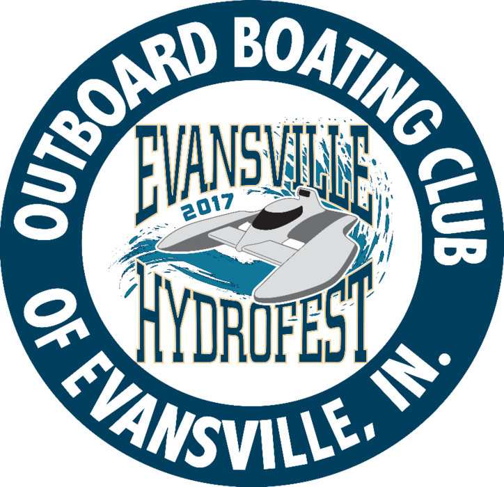 OBC HydroFest Large Square on Back