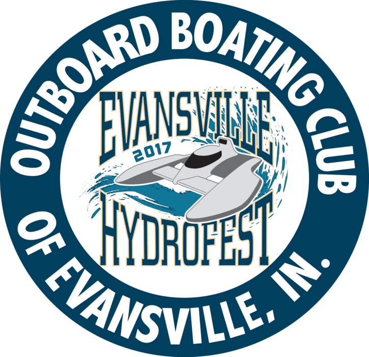OBC HydroFest Large OBC on front and Square on Back