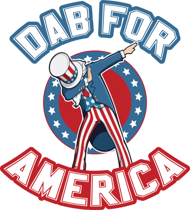 Dab for America!