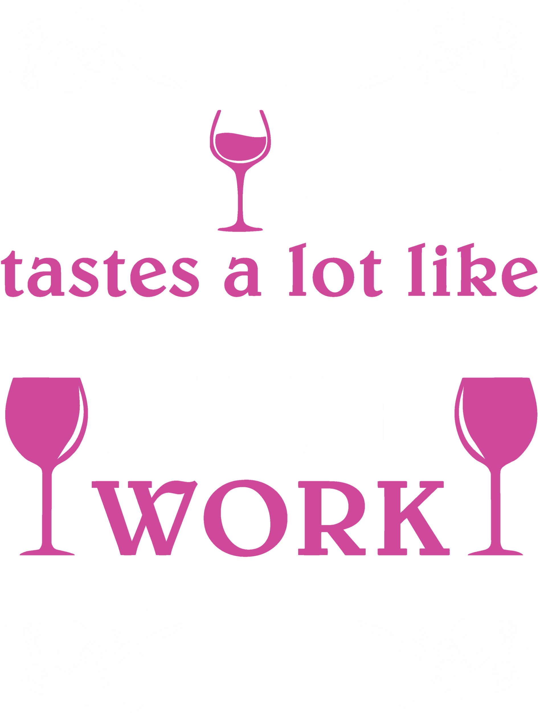 Wine Taste Like Not Working