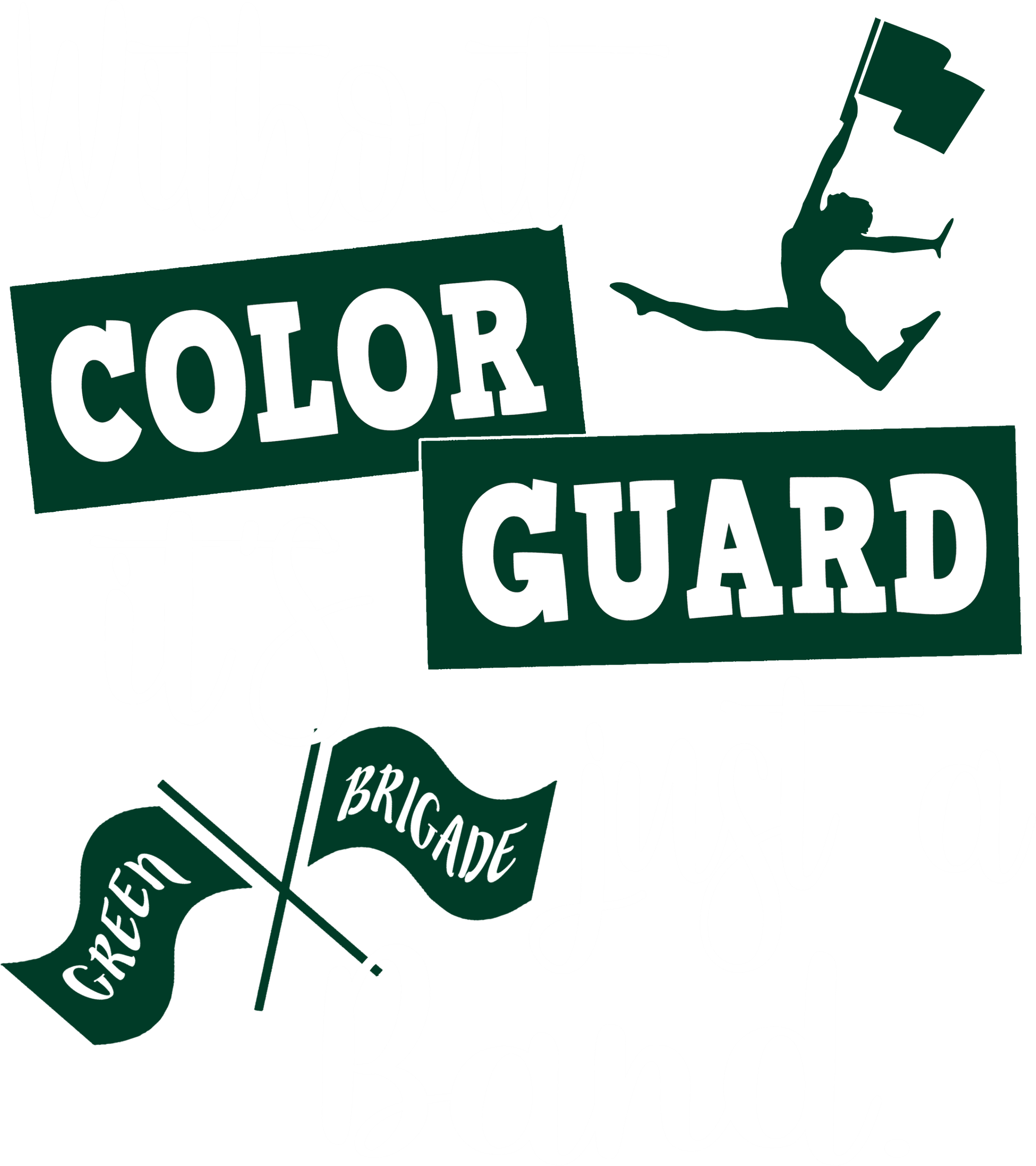 Just A Band Without Color Guard