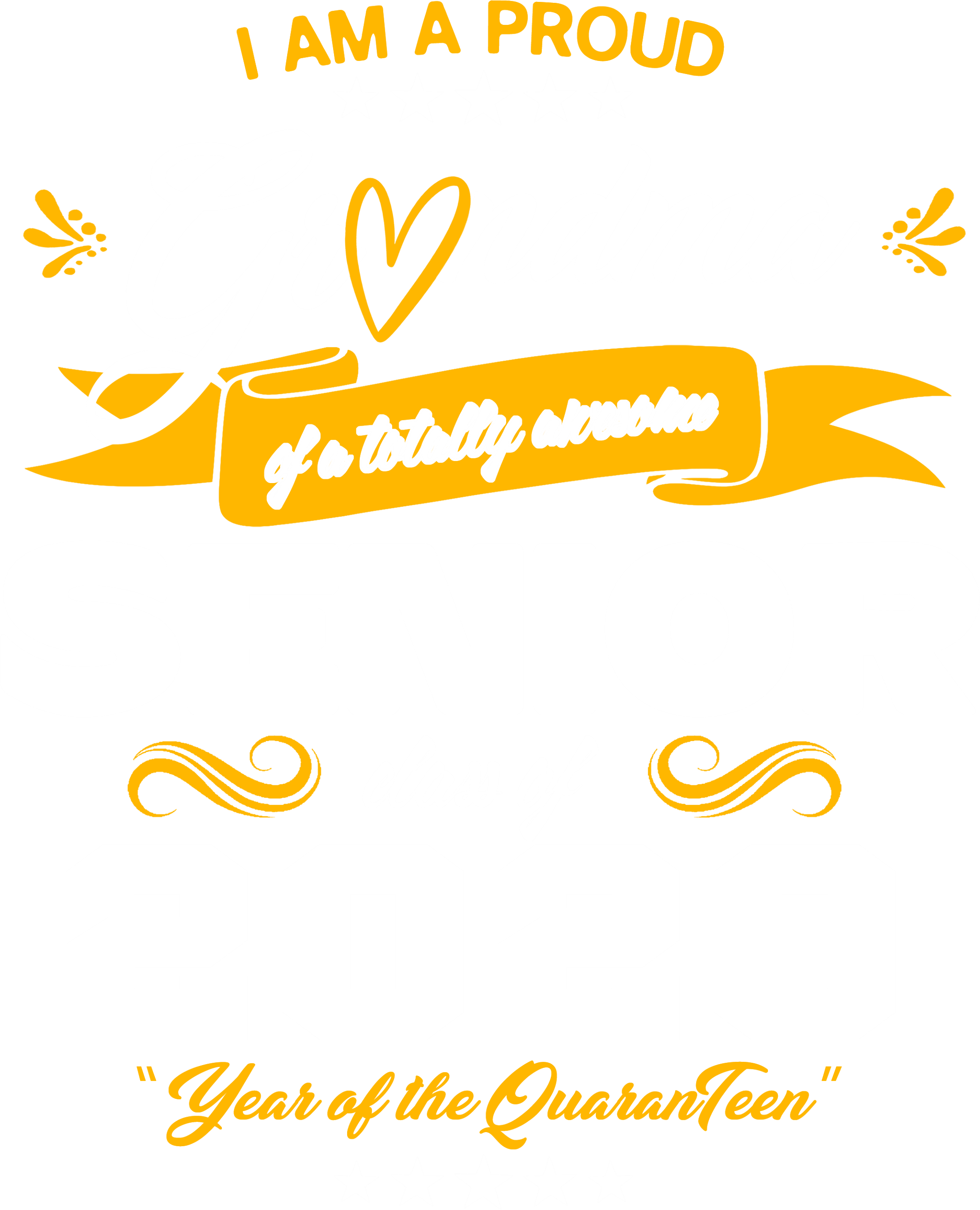 Proud Grandma of Awesome Senior 2020 MrnGld