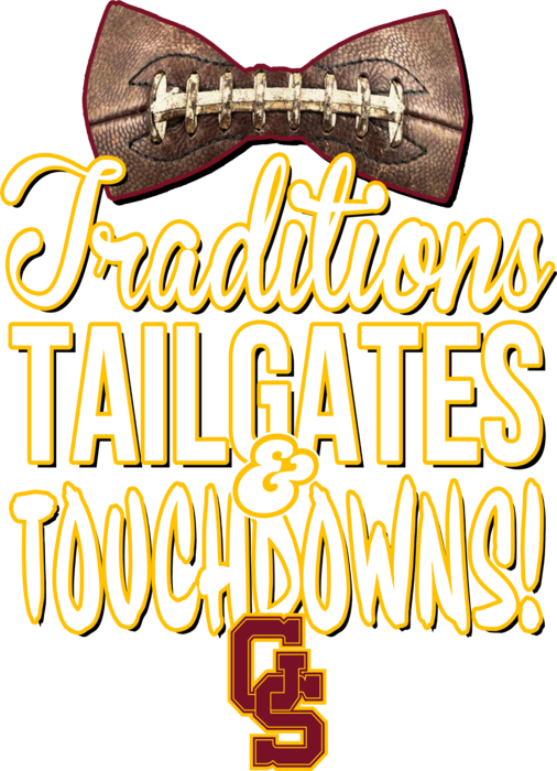 Traditions Tailgates Touchdowns GS