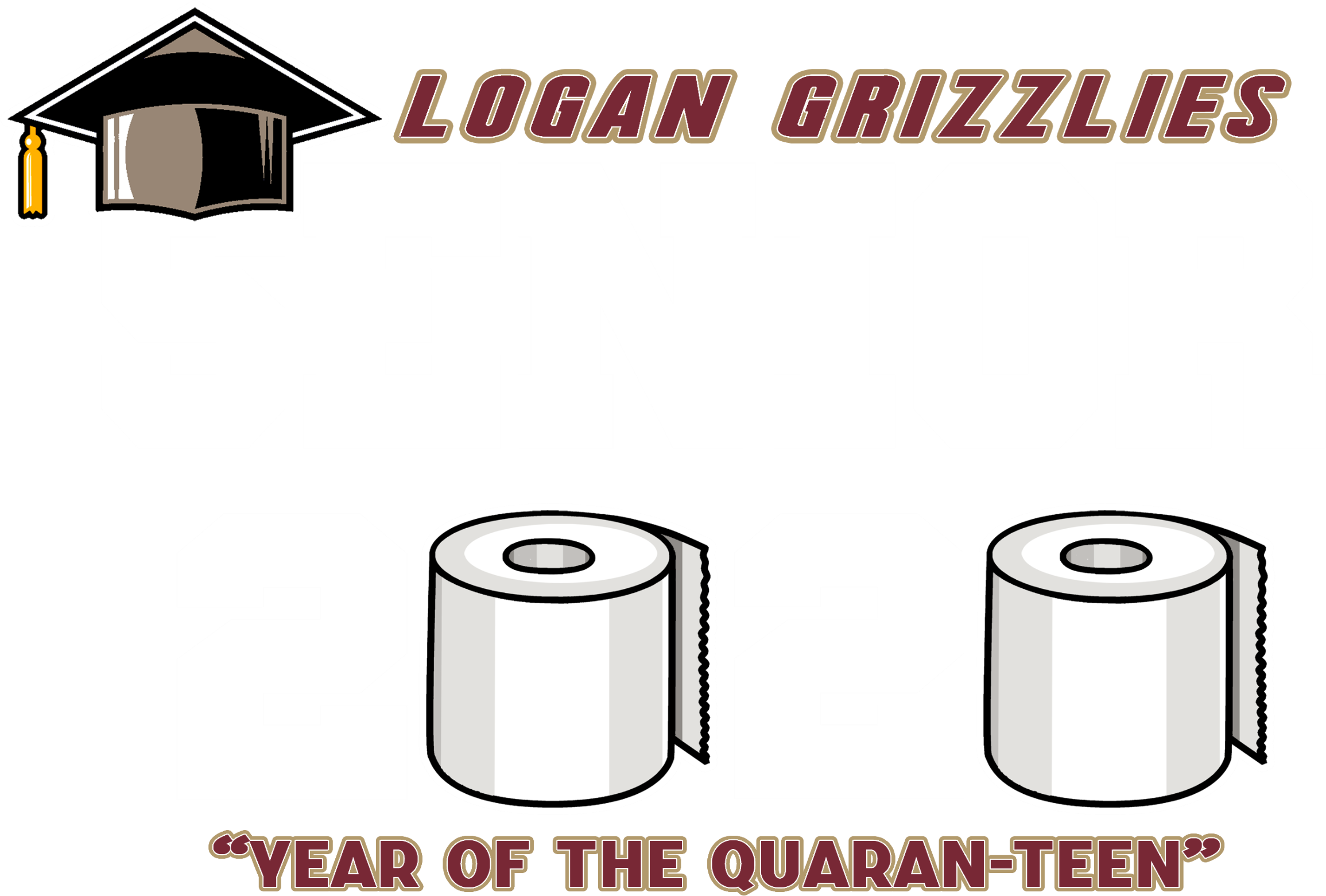 Logan Grizzlies QuaranTEEN Senior 2020