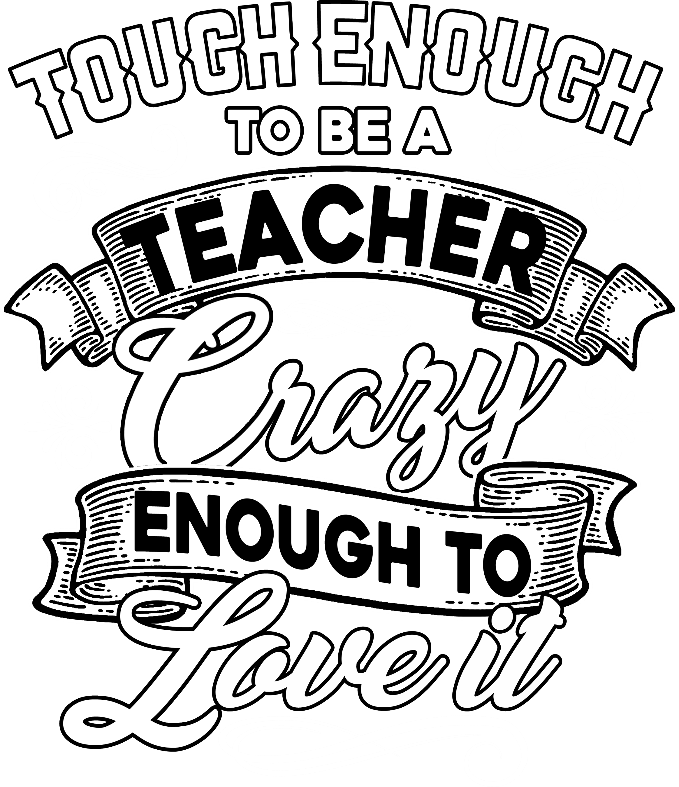 Tough Teacher Crazy Love