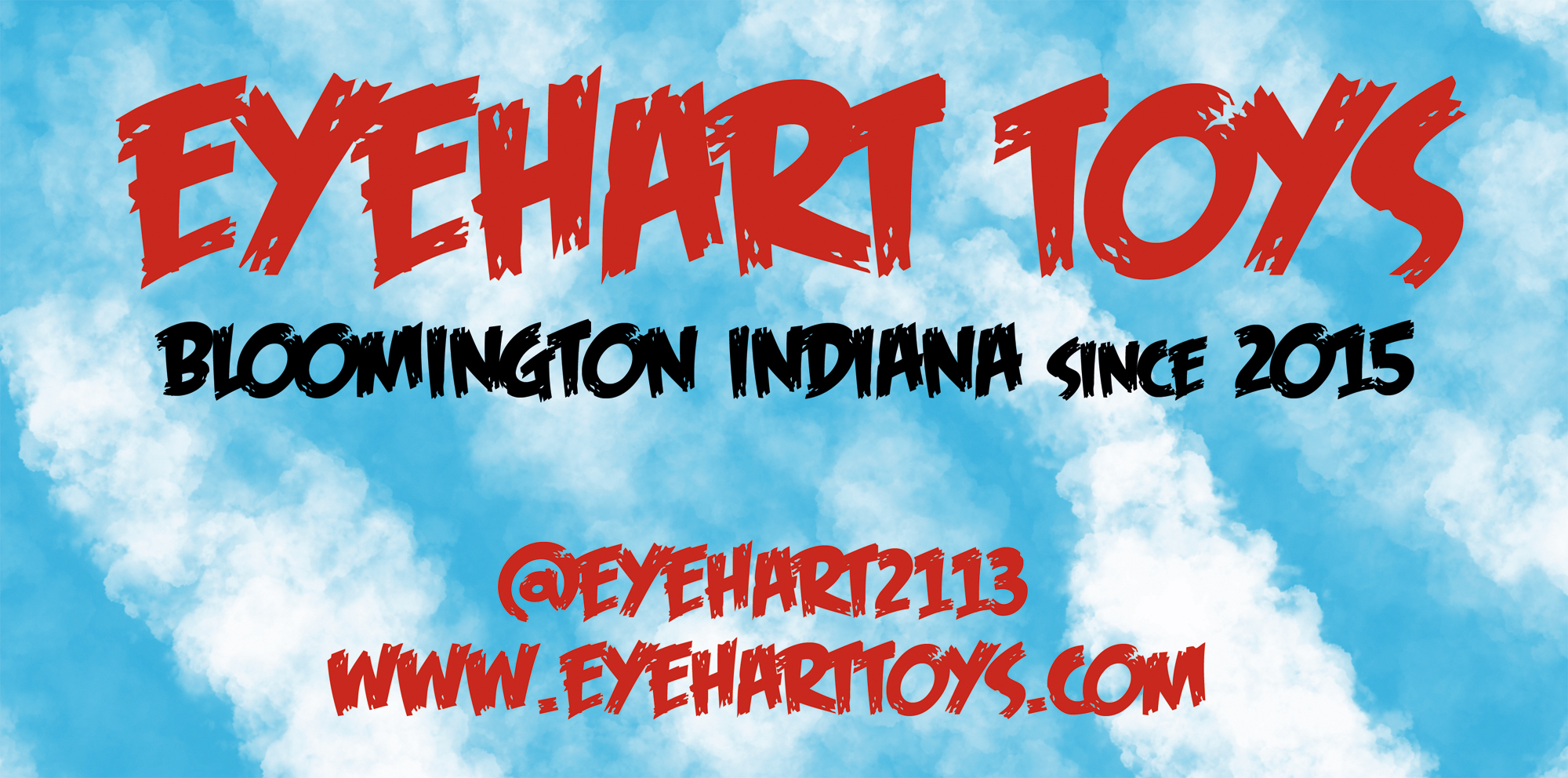 Eyehart Toys and Other Things