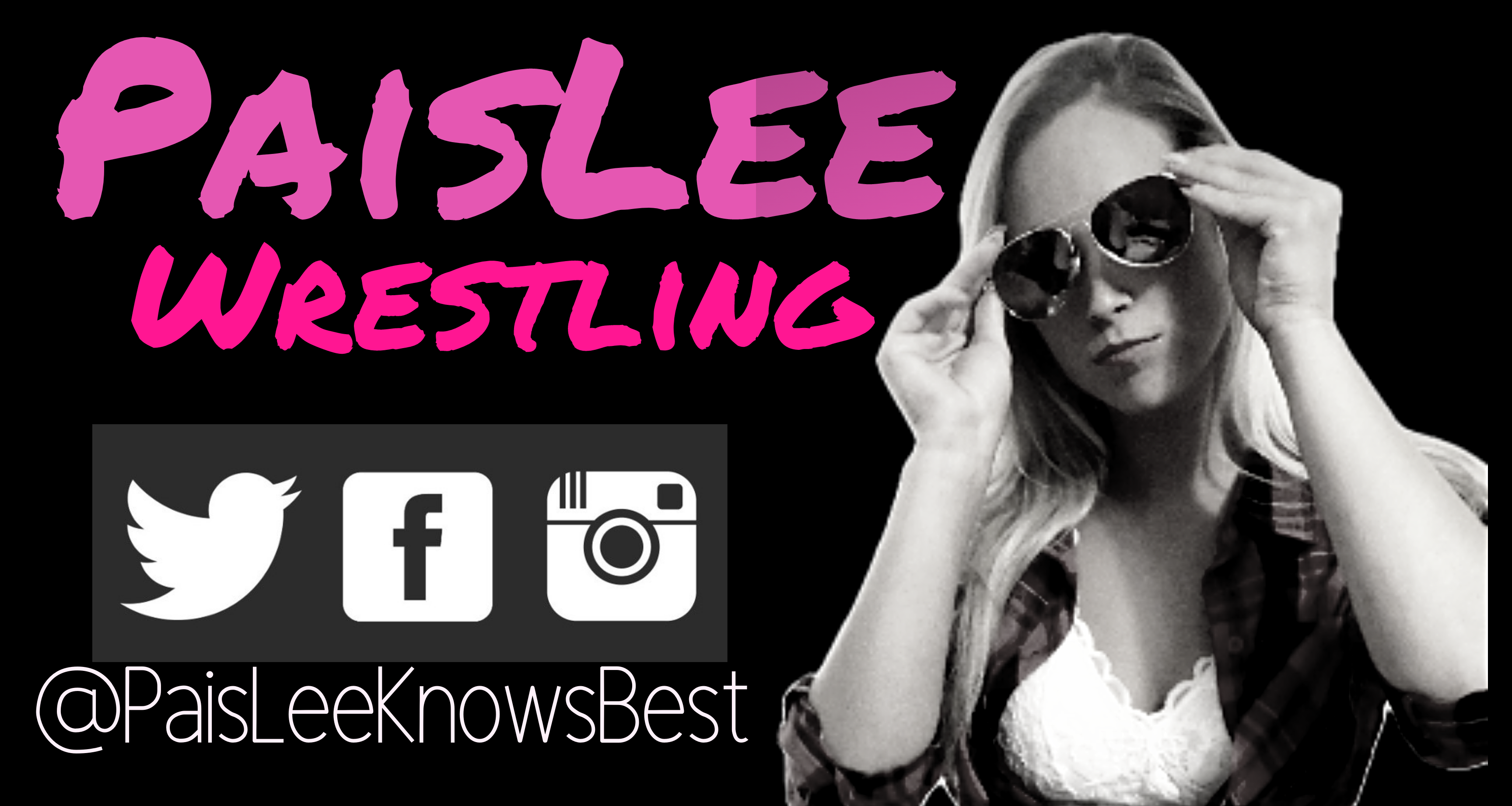 Paislee Ford Wrestling
